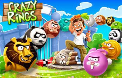 بازي كامپيوتري Crazy Rings